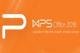 WPS Office 2016 v10.8.2.6613专业增强版