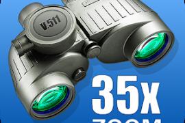 35倍高清望远镜(*PRO*)v2.2.4直装/破解/高级版