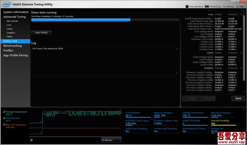 CPU降温省电