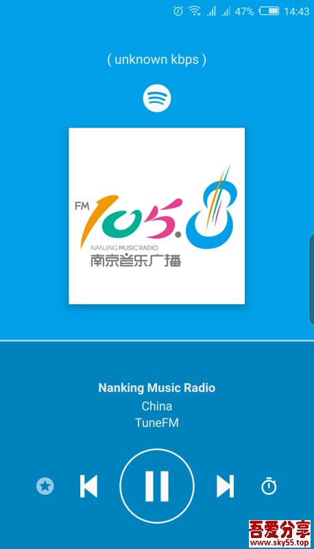 TuneFM收音机-畅听全球广播