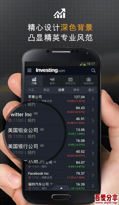 外汇股票资讯通(*PRO*)直装/破解/高级/中文版