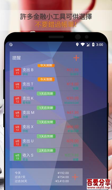 财务和预算(*PRO*)直装/破解/高级/完整/中文版