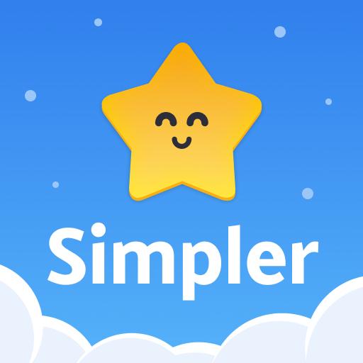 Simpler英语学习(*VIP*)去广告/破解/会员/永久版